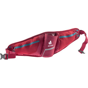 deuter Pulse 2 Waist Pack, cranberry